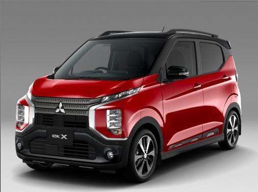 三菱・ekワゴン/日産・デイズ、フルモデルチェンジ。eKクロス(イーケークロス)も。